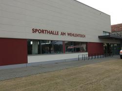 Oberschule am Wehlenteich-3D Buchstaben