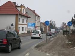 Freienhufener Str. 64 / B96 quer