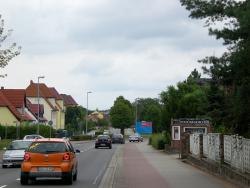 Freienhufener Str. 44 / B96 Richtung Senftenberg