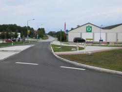 Marktkauf Kreisverkehr
