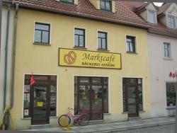 Bäckerei Anders-Fassadenschild