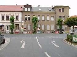 Bahnhofstr., Berliner Str., Langestr.