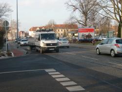 Cottbuser Str., Rosskaupe, B96, Zentrum Hbf quer