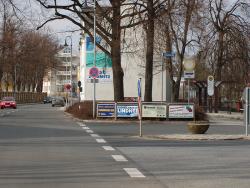 Dresdner Str., Sonnenstr., einwärts