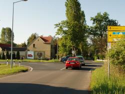 Forststraße 9 / B169 Rtg. SFB