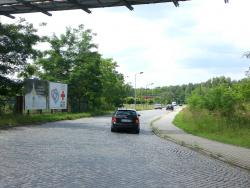Grundhofstraße, Nähe Heizwerk