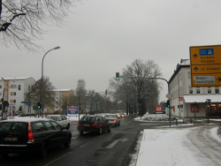 Klettwitzer Str., Straße d. Bergmanns WE links