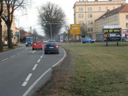 Klettwitzer Str., Straße d. Bergmanns WE rechts