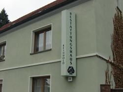 Bestattungshaus Sandro Reinhold-Leuchtkasten