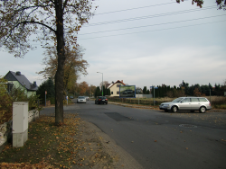 Liebenwerdaer Str. / Grüne Aue 1, rechts