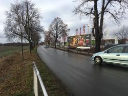Liebenwerdaer Str., Marktkauf, Sicht Straße