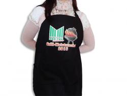 Zweite Marktkauf Minden GmbH-Schürzen zur Grillmeisterschaft