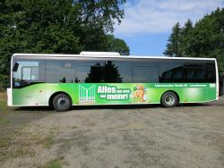 Zweite Marktkauf Minden GmbH-Busbeschriftung
