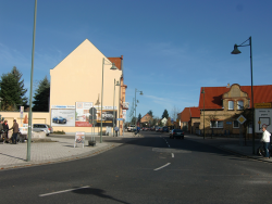 Max-Baer Straße 1 (3 Tafeln)
