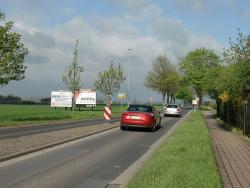 B169 Ortsausgang / Rtg. Elsterwerda