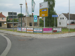 Promenade, Hauptstraße
