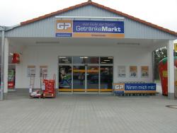 GetränkePartner NEV GmbH-Markt Außenwerbung