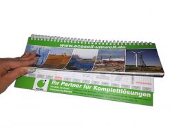 ECOSOIL Ost GmbH-Tischkalender