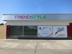 Trendstyle Creativ GmbH-Schaufensterbeschriftung